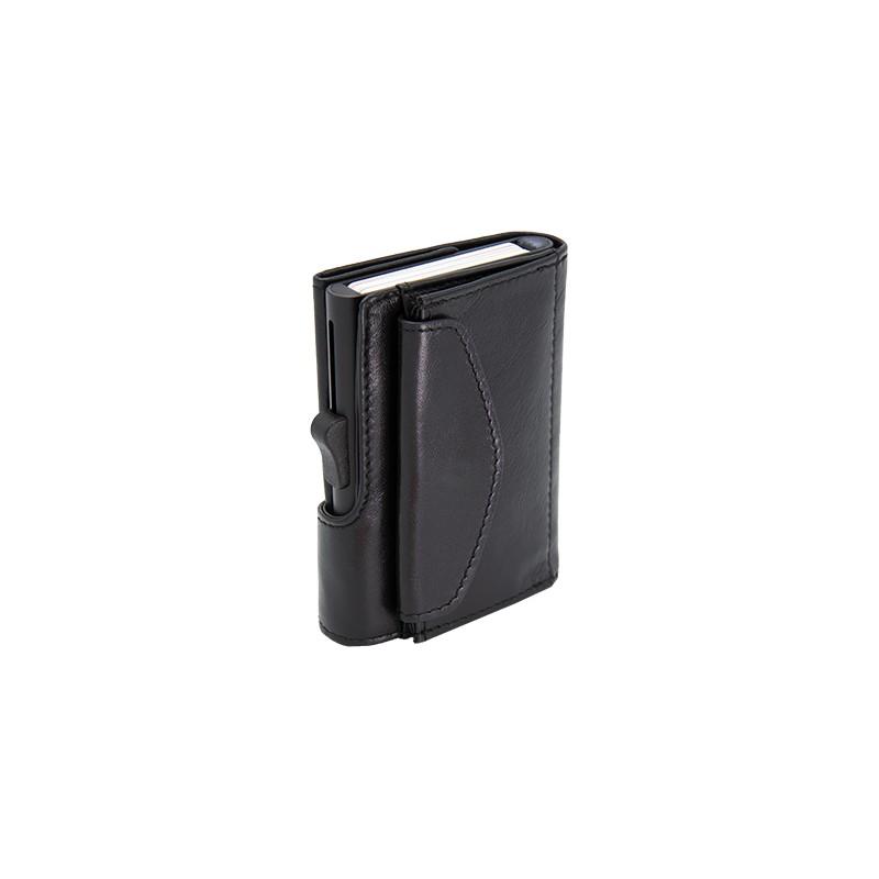 XL Coin Wallet/ Black